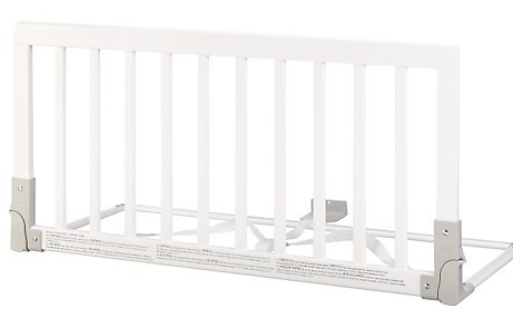 wooden bed guard